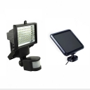 Super Bright 60 LEDs 9V Solar Powered Outside Garden Floodlight
