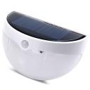 Resin White 6 LED Solar Power Step Light