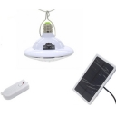 22 Led Outdoor Hanging Solar Shed Lamp with Remote Control for Tent Lighting