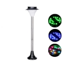 Super Bright 12 LEDs 32 Inches High Solar Power Outdoor Floor Lamp Pathway Lighting