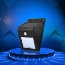 10 LED Solar Powered Motion Sensor Deck Light