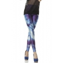Galaxy Digital Print Perfect Fit Leggings