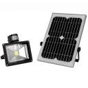 Sunforce Nature Power Super Bright LED Flood Security Light