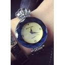 Bling Rhinestone Alloy Women's Water Resistance Watches