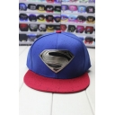 2016 New Super Hero Superman Baseball Brim Cap