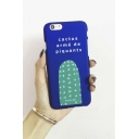 Hot New Release Cactus Pattern iphone Case