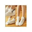Cute Princess Style Lace Top Dress Socks