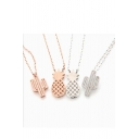 Cute Alloy Hot Necklaces