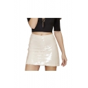 Women's Annie Sequin Skirt