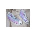 Popular Girls Canvas Flat Shoes