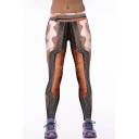 Women's New Style Chic 3D Printed Active Legging