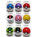 2016 Hot Attractive Game Pokemon Go Creative Present Bouncy Balls Toys