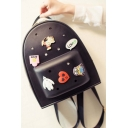 Women's Fashion Casual Young Style Backpack