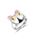 Hot New Release Cute Cat Shaped Chic Girl's Ring