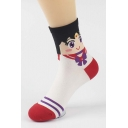 Cute Sweet Women Socks Medium Socks