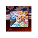 New Game Character iMonster Cute Cartoon Print Wallet Present Casual Wallet