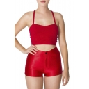 Women's Shorts High Waisted Hot Pants