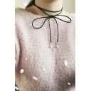 Simple Fashion Girls Heart Shaped Necklaces