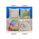 Personality Cartoon Totoro Pillow Case