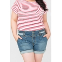 Women's Plus-Size Relaxed Short