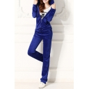 Women's Relaxed Hoodie Tracksuit