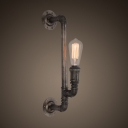 20'' H Single Light LED Wall Sconce in Vintage Style