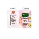 Fashion Love Potion/Chill Pills Silicone Phone Case for iPhone 6/6S iPhone 6 Plus