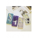 Fashion Cute Cartoon TPU Soft Phone Case for iPhone 6 4.7/5.5