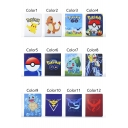 Fashion Pokemon Coloured Drawing Or Pattern Leather Case