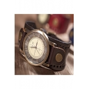 New Arrival Unisex Vintage Leather Band Watch