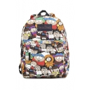 Women's South Park Cartoon Print Shoulders Bag