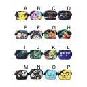 Pokemon Anime Pikachu Cartoon Cosplay Messenger Bag Shoulder Bag