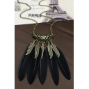 New Arrival Fashion Feathers Necklace