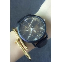 New Arrival Fashion Marble Texture Quartz Watch Unisex Wristwatch