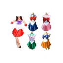 Role Play Suit Halloween Costumes Costumes Mascot Cosplay Sailor Moon Costume Cosplay Halloween Fancy Dress