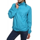 Lightweight Waterproof Active Outdoor Hoodie Coat Cycling Running Sport Jacket