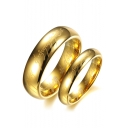 The Lord of the Rings Design Tungsten Chic Ring for Couple