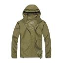Unisex Lightweight Rain Skin Coat