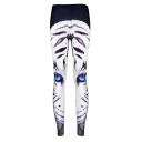Women's Digital Print Ankle Length Leggings