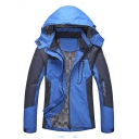 Sportswear Women's Waterproof Jacket Outdoor raincoat Hooded Softshell