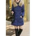 Women's Thickened Down Jacket Padded Coat