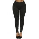 Women's Plus Size Basic Leggings