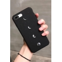 Stylish Eclipse of the Moon Print Mobile Phone Case for iPhone