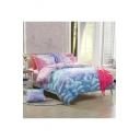 Comfortable 3D Sky Printed Bedding Sets Bed Sheet Set Duvet Cover Set Bed Pillowcase