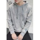 New Arrival Sweet Letter Print Long Sleeve Fashion Hoodie for Couple