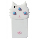 Lovely Cat Pattern Mobile Phone Case for iPhone