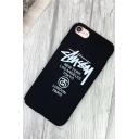 Fashion Letter Printed Hard Case for iPhone