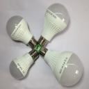 10Pcs 6000K 220V E27 3W LED Globe Bulb 5730SMD 180°