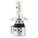 Car Dual Beam LED Headlight Bulbs H4 72W 12000LM 6500K XHP50 CREE LED Pack of 2