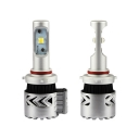Car Dual Beam LED Headlight Bulbs 9005/HB3 72W 12000LM 6500K XHP50 CREE LED Pack of 2